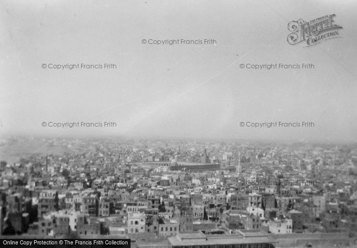 Photo of Cairo, From The Citadel c.1935