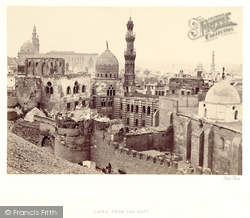 Cairo, From The East 1858