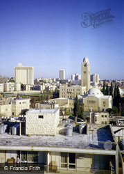 General View 1982, Cairo