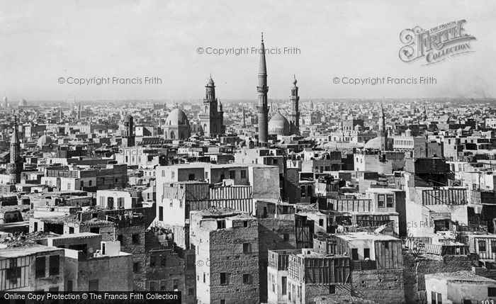 Photo of Cairo, General View c.1930