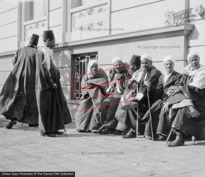 Photo of Cairo, Local Men c.1935