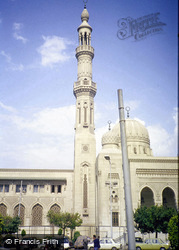 Minaret 1982, Cairo