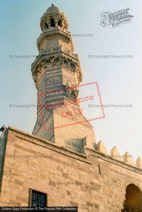 Photo of Cairo, Minaret At Kait Bey Mosque 2004