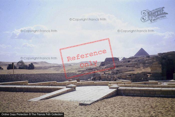 Photo of Cairo, Pyramid 1982