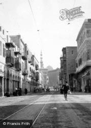 Street Scene c.1930, Cairo