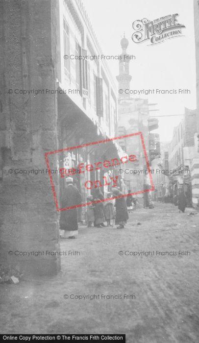 Photo of Cairo, Street Scene c.1930