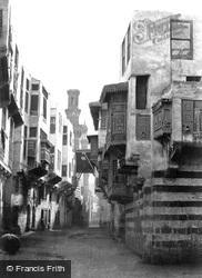 Street View c.1857, Cairo