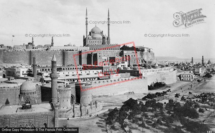 Photo of Cairo, The Citadel c.1930