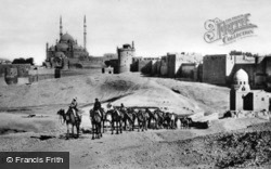 The Citadel c.1935, Cairo