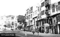 Cairo, The Ezbekeeyeh 1858