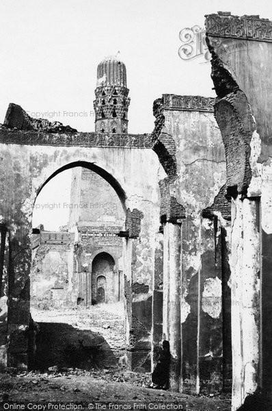 Photo of Cairo, The Mosque Of El Hakim 1857