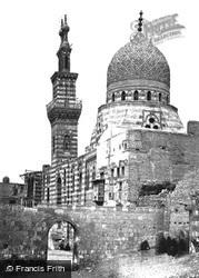 Cairo, The Mosque Of Emeer Akhor 1858