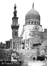 Cairo, the Mosque of Emeer Akhor 1858