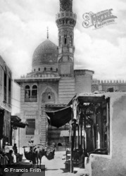 The Mosque Of Kait Bey c.1930, Cairo