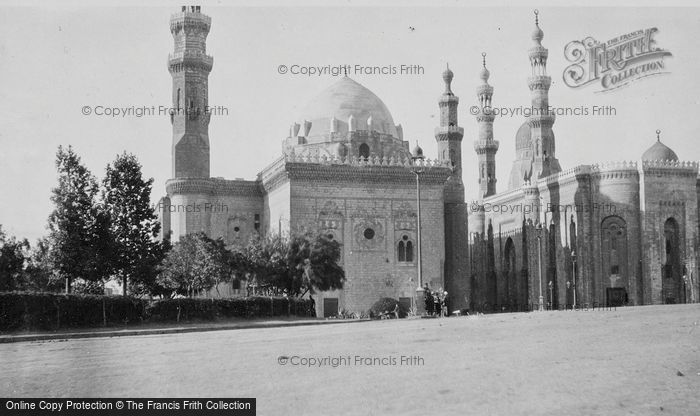 Photo of Cairo, The Mosque Of Kait Bey c.1935
