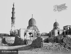 The Mosque Of Kaitbey 1858, Cairo