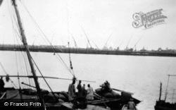 The River Nile c.1935, Cairo