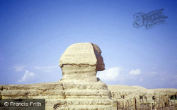 The Sphinx 1982, Cairo