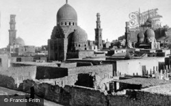 The Tomb Of The Mamelouks c.1935, Cairo