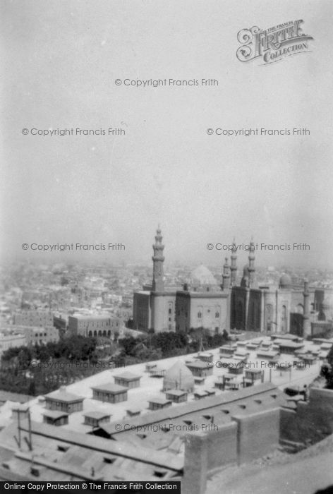Photo of Cairo, View From Citadel c.1935