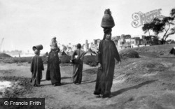 Water Carriers c.1935, Cairo