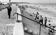 Caister-on-Sea, Eastern Beach c.1955