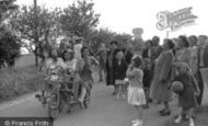 Caister-on-Sea, Fun At The Holiday Camp c.1955