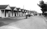 Caister-on-Sea, the Holiday Camp c1960
