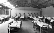 Caister-on-Sea, The Holiday Camp, The Dining Hall c.1955