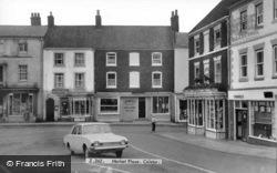 Market Place c.1960, Caistor