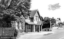 Calbourne, The Sun Inn c.1955