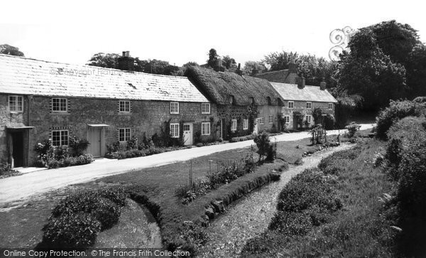 Calbourne, Winkle Street c1955