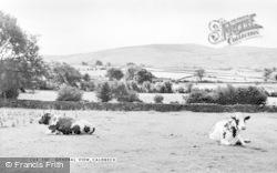 Caldbeck, General View c.1955