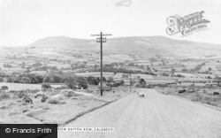 Caldbeck, High Pike From Ratten Row c.1955