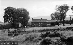 Caldbeck, John Peel's Birthplace c.1955