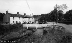 Caldbeck, Riverside c.1955
