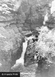 Caldbeck, The Howk Falls c.1955