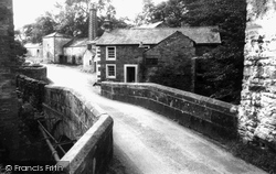 Caldbeck, The Old Brewery c.1955