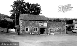 Caldbeck, The Old Smithy c.1960