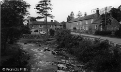 Caldbeck, The River c.1955