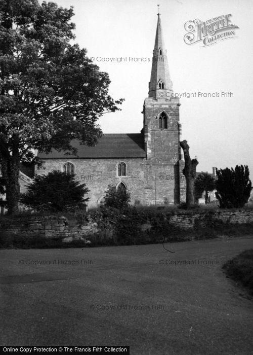 Photo of Caldecott, Church 1960