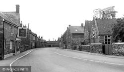 Caldecott, High Street c.1955