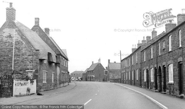 Photo of Caldecott, High Street c1955