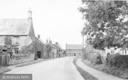 Caldecott, Uppingham Road c.1955