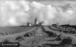 Caldey Island, Caldey Lighthouse c.1950