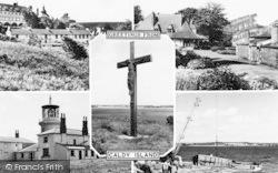 Caldey Island, Composite c.1960