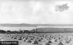 Caldey Island, General View c.1950
