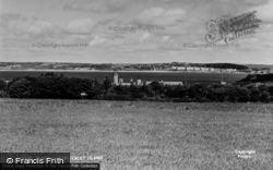 General View c.1965, Caldey Island