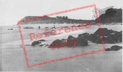 Priory Bay c.1955, Caldey Island