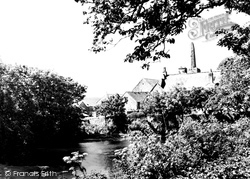Caldey Island, Priory Church c.1960